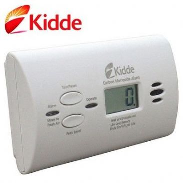 KIDDE 7DCO DIGITAL 10 YEAR CO ALARM